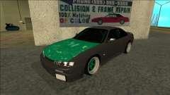 Nissan 200sx Drift para GTA San Andreas