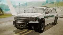 GTA 5 Declasse Granger Park Ranger