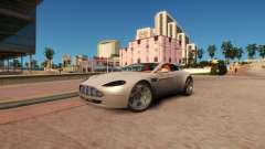 Aston Martin DB9 Vice City Deluxe para GTA 4
