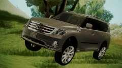 Nissan Patrol IMPUL 2014 para GTA San Andreas