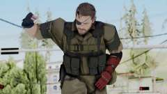 MGSV Phantom Pain Snake (Olive Drab Version) para GTA San Andreas