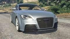 Audi TT RS 2013 para GTA 5