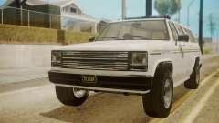 GTA 5 Declasse Rancher XL Police