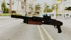 Shotgun from RE6