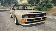 Audi Sport quattro v1.4