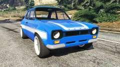 Ford Escort Mk1 v1.1 [blue]