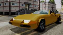 Stinger from Vice City Stories para GTA San Andreas