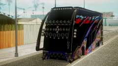 Bus in Thailand para GTA San Andreas