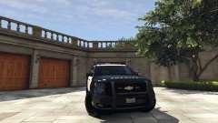 Chevrolet Suburban Sheriff 2015
