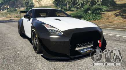 Nissan GT-R (R35) [RocketBunny] v1.2 para GTA 5