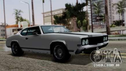 Sabre Turbo from Vice City Stories para GTA San Andreas