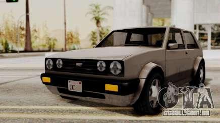 Updated Club Beta v2 para GTA San Andreas