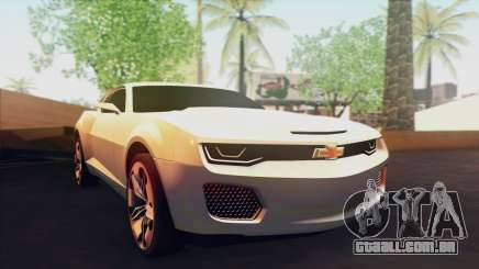 Chevrolet Camaro DOSH Tuning v0.1 Beta para GTA San Andreas