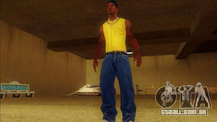 New Og Loc [Cluckin Bell] para GTA San Andreas