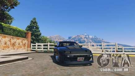 Nissan 180sx para GTA 5