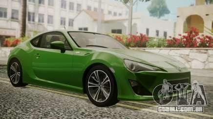 Toyota GT86 2012 para GTA San Andreas