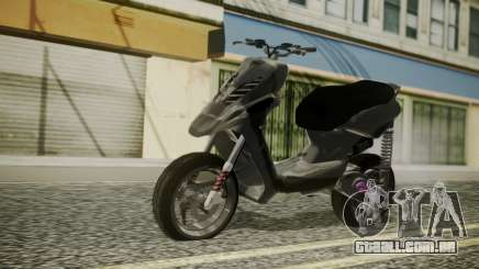 MBK Booster Rocket Tuning para GTA San Andreas