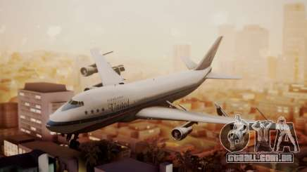 Boeing 747-100 United Airlines Friend Ship para GTA San Andreas
