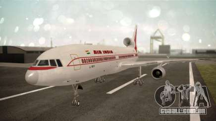 Lockheed L-1011 Air India para GTA San Andreas
