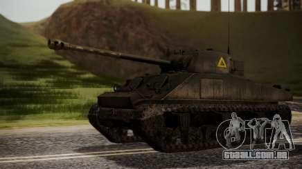 Sherman MK VC Firefly para GTA San Andreas