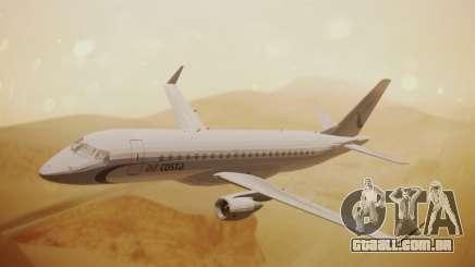 Embraer 170-100 Air Costa para GTA San Andreas