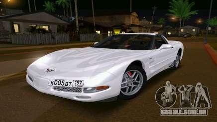 Chevrolet Corvette C5 2003 para GTA San Andreas