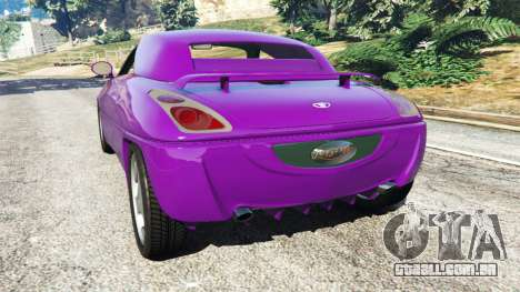 Daewoo Joyster Concept 1997 para GTA 5
