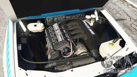 GTA 5 BMW M3 (E30) 1991 [Jeschke] v1.2 traseira direita vista lateral