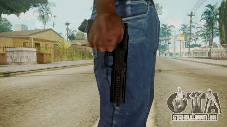 GTA 5 Tec9 para GTA San Andreas terceira tela