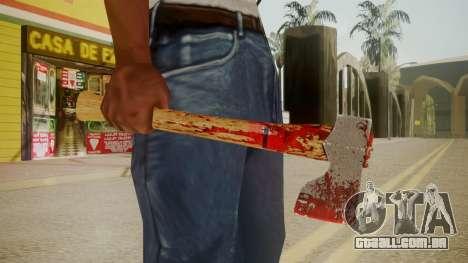 GTA 5 Katana para GTA San Andreas terceira tela