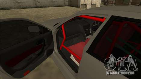 Nissan Skyline ER34 Drift para GTA San Andreas vista direita