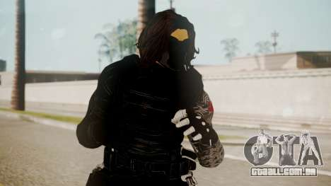 The Winter Soldier para GTA San Andreas