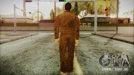 Michael Myers Movie Halloween para GTA San Andreas terceira tela