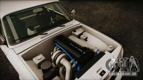 ГАЗ 31105 Deriva (Eterna Summer Edition) para GTA San Andreas vista traseira