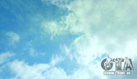 Cleo SkyBox para GTA San Andreas sexta tela