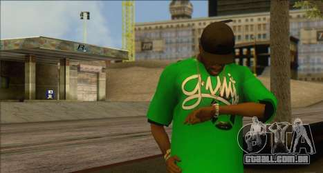 Watches Mod para GTA San Andreas terceira tela