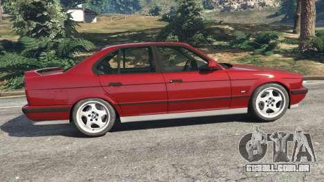 BMW M5 (E34) 1991 para GTA 5