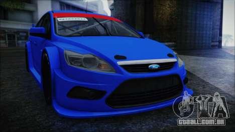 Ford Focus Sedan 2009 Touring v1 para GTA San Andreas vista direita