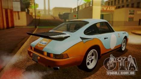 RUF CTR Yellowbird (911) 1987 HQLM para as rodas de GTA San Andreas