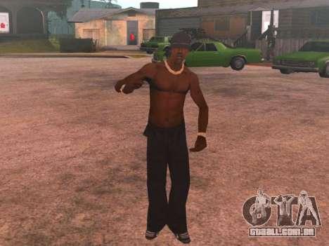 Welaso Boulevard Familis [Davis Pack] para GTA San Andreas terceira tela