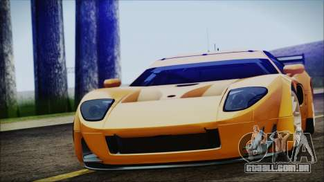 Ford GT-R mk.7 para GTA San Andreas