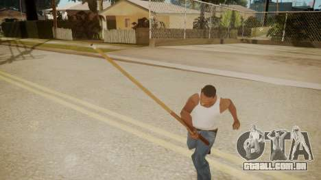 GTA 5 Pool Cue para GTA San Andreas