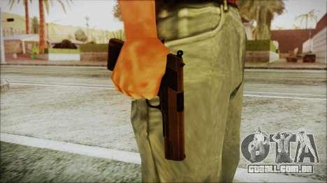 Original Colt 45 HD para GTA San Andreas