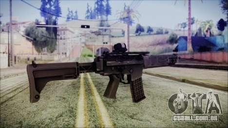 AK 5C para GTA San Andreas segunda tela