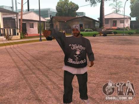 Welaso Boulevard Familis [Davis Pack] para GTA San Andreas quinto tela