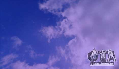 Cleo SkyBox para GTA San Andreas sétima tela