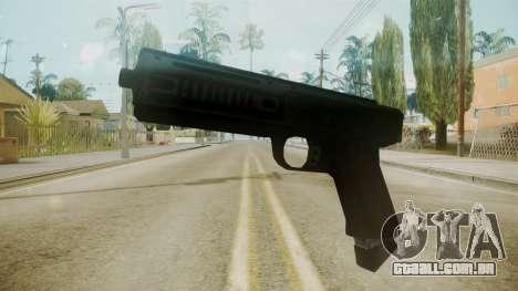 GTA 5 Tec9 para GTA San Andreas