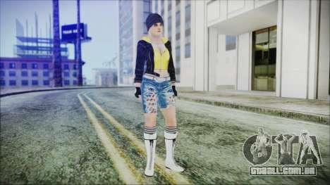 Home Girl New Chola para GTA San Andreas segunda tela