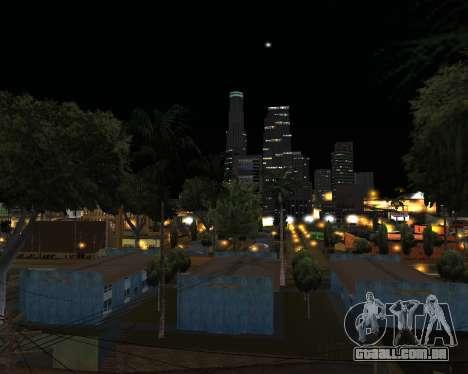 Project 2dfx 2015 para GTA San Andreas por diante tela