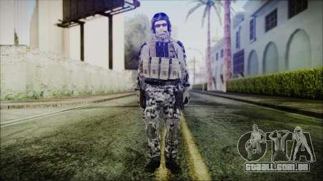 CODE5 Brazil para GTA San Andreas segunda tela